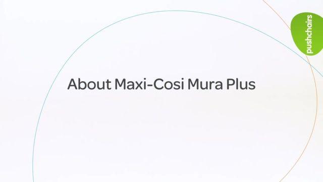 Maxi-Cosi Mura3 Plus addd0956f4