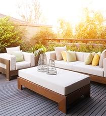 Промоции на комплекти градински мебели