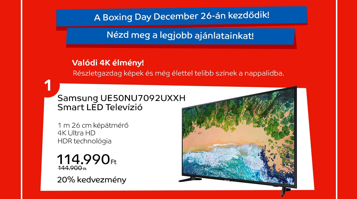 Boxing Day emag.hu