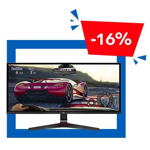LG 29UM69G Gaming LED monitor, 29, IPS