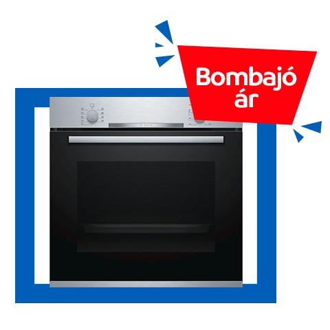Bosch HBA510ES0 Serie2 Beépíthető sütő