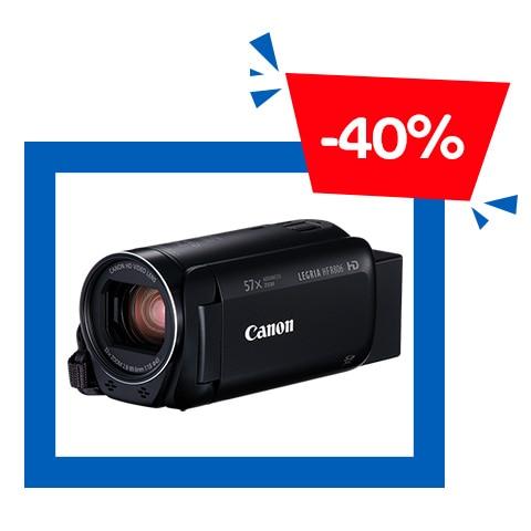 Canon LEGRIA HF R806 BK Digitális videókamera
