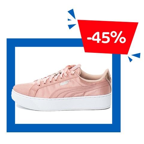 Puma Vikky flatform sneakers cipő