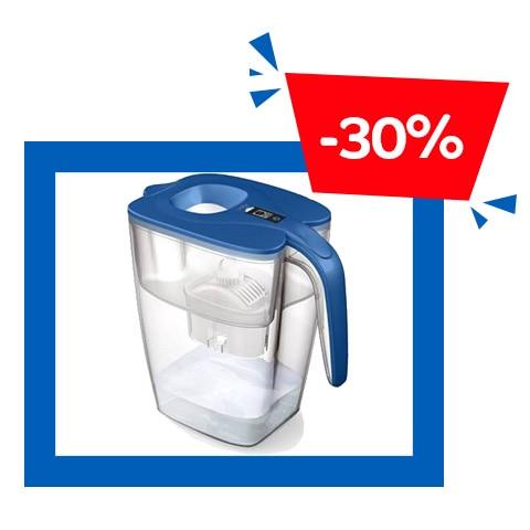 Laica Big Milano vízszűrő kancsó, 3.7 L