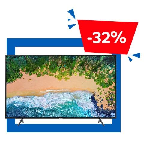 Samsung 40NU7122 Smart LED televízió