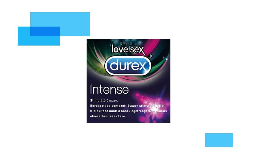 Durex  termékek