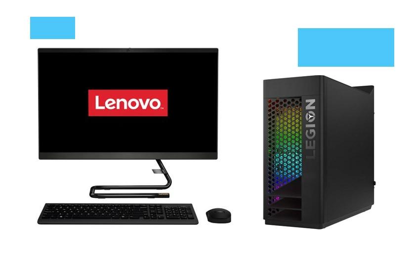 Lenovo asztali PC-k