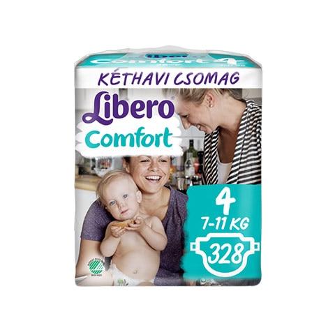Libero Comfort Kéthavi pelenkacsomagok