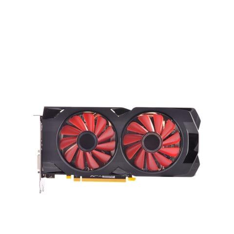 XFX Radeon RX 570 RS Black Edition videókártya