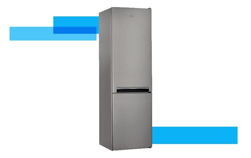 Indesit LI7 S1 X Kombinált hűtőszekrény