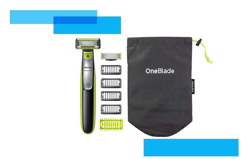 Philips QP2630/30 OneBlade hibrid elektromos borotva hajvágó és testszőrvágó
