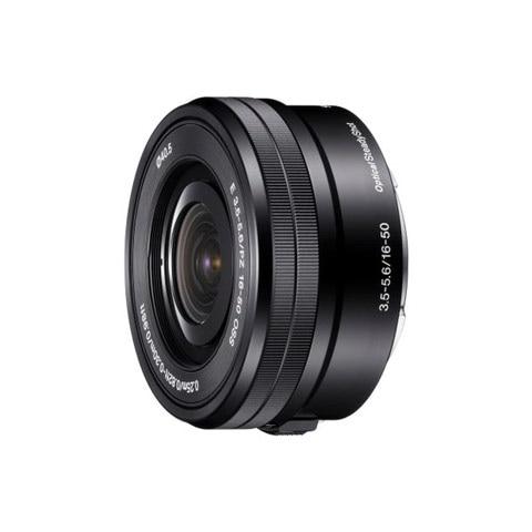 Sony SEL-P1650 16-50mm power zoom F3.5-5.6 objektív