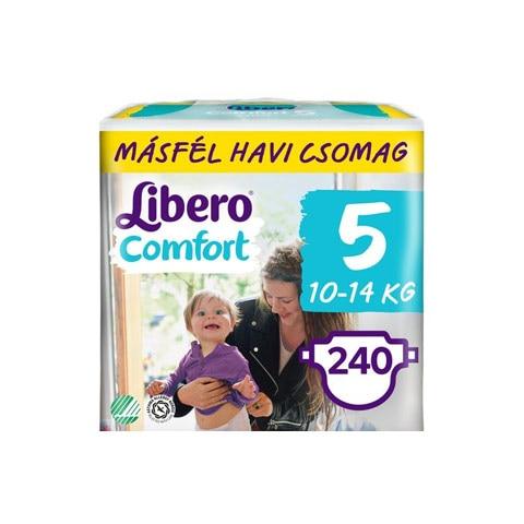 Libero Comfort másfélhavi pelenkacsomagok