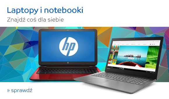 Laptopy i notebooki