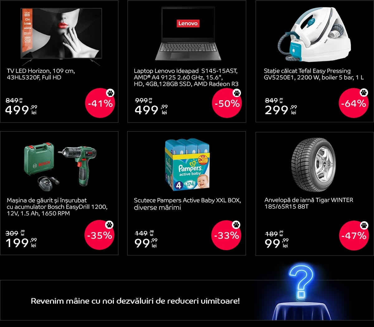 eMAG Black Friday Catalog de oferte