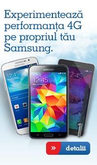 Telefoane 4G Samsung
