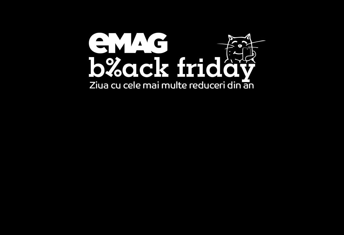 Black Friday Romania Black Friday Emag
